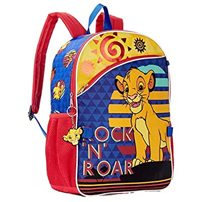 Fastforward Kids School Backpack Lion King 5 Pc Set with Lunch Bag | Kids' Backpacks