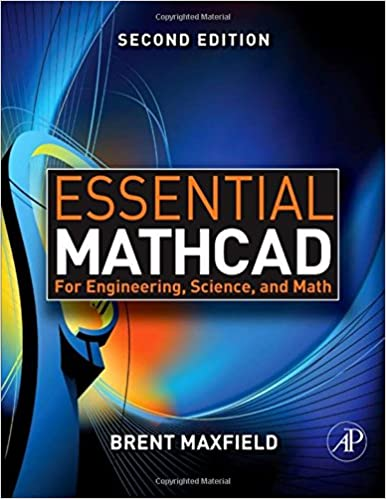 Download E Books Essential Mathcad For Engineering Science And
