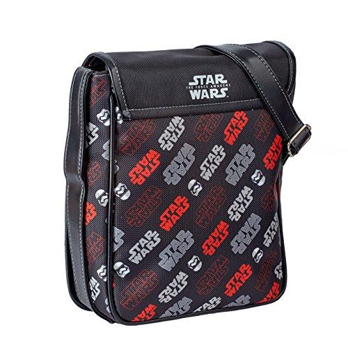 Star Wars - Borsa A Tracolla Faster V. Kylo Ren (Karactermania)