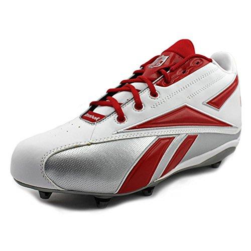 Reebok NFL Thorpe Mid D Piel Zapatos Deportivos