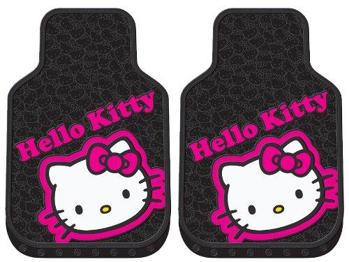 rubber car mats hot pink - 2