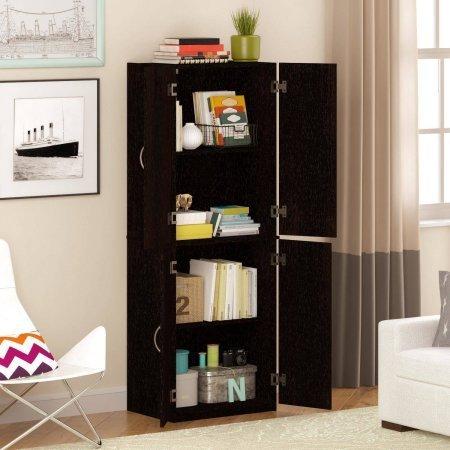 Mainstays Storage Cabinet (Cinnamon Cherry)
