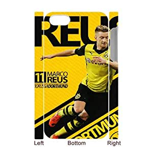 iphone 4 4S 3D Custom Cell Phone Case Marco Reus Case Cover SWFF36561