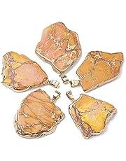 Fashewelry Quartz Crystal Pendants
