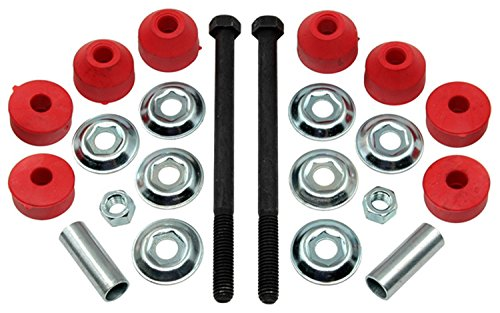(ACDelco 46G0016A Advantage Front Suspension Stabilizer Bar Link Kit with Hardware )