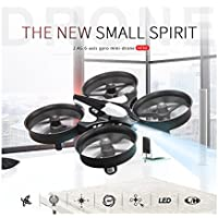 Two Years Drone Helicopter JJRC H36 Mini Drone 2.4GHz 6-Axis Gyro RC Quadcopters Anti-crash Helicopters