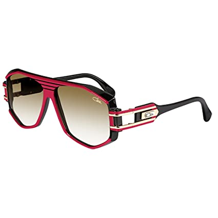 4f56e4e55143 Amazon.com  Cazal Sunglasses Legends 163 3 200 Red Black Gold Brown Lens   Sports   Outdoors