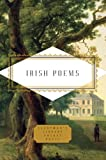 Irish Poems (Everyman's Library Pocket Poets Series)