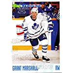 (CI) Grant Marshall Hockey Card 1993 Classic Hockey Draft (base) 140 Grant.