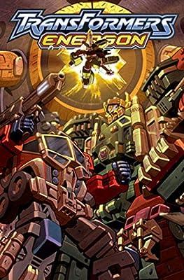 Transformers: Energon Volume 1 (v. 1)