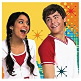 High School Musical Beverage Napkins 16ct