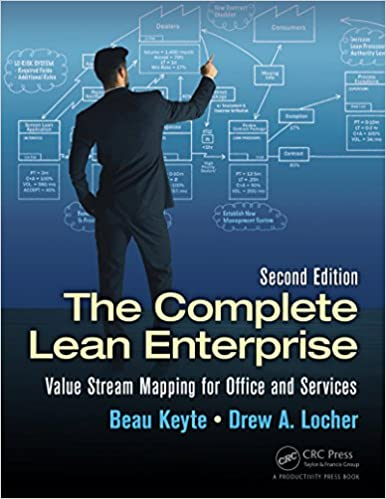 Amazon the complete lean enterprise value stream mapping for the complete lean enterprise value stream mapping for office and services second edition 2nd edition kindle edition fandeluxe Images