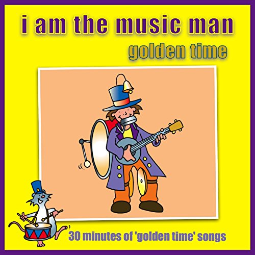 i am the music man golden time by kidzone on amazon