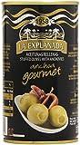 La explanada - Anchoa Gourmet - Aceitunas verdes rellenas de anchoa - 150 g