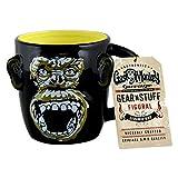 (US) Gas Monkey Garage Sculpted Mug, 32 oz, Black