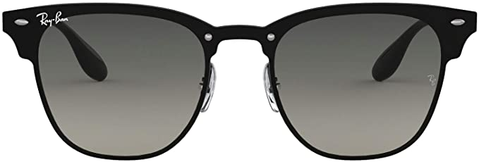 ray ban aviator flat metal black