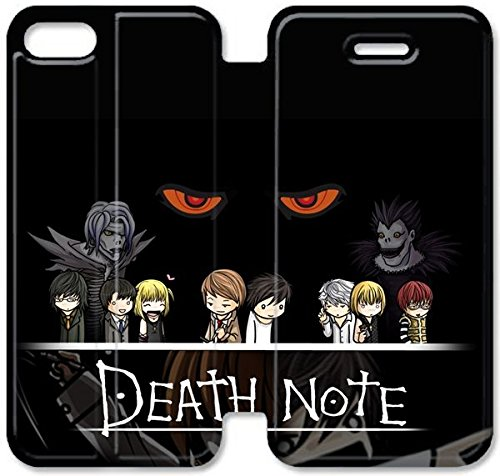 Coque iPhone 5C Coque Cuir, Klreng Walatina® PU Cuir de portefeuille Coque de protection pour Coque iPhone 5C Design By Anime O2C9Ee