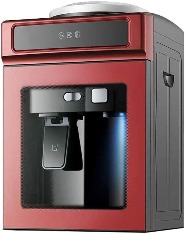 ROLL Countertop Hot and Cold Water Cooler Dispenser, Energy-saving Water Dispenser, Child Safety Lock, for Office Dormitories or Public Places