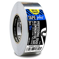 Aluminum Foil Tape by TapePlus