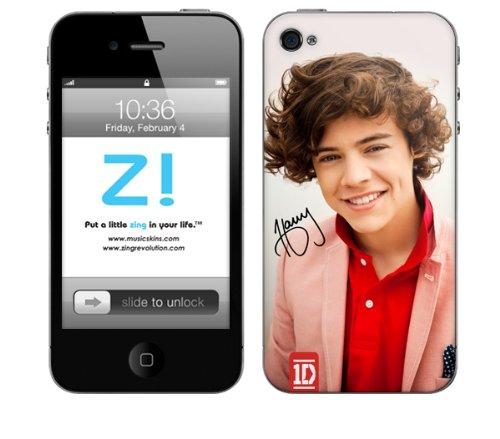 Zing Revolution 1D Harry - Pellicola protettiva per iPhone 4/4S