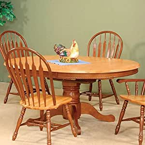Butterfly Leaf Dining Table 48 Round