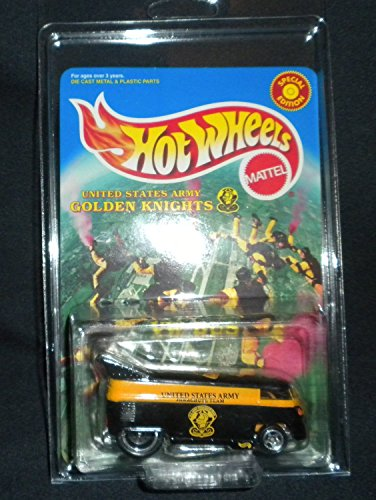 Hot Wheels Golden Knights US Army VW Bus (1998)