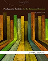 Fundamental Statistics for the Behavioral Sciences, 8th Edition Front Cover