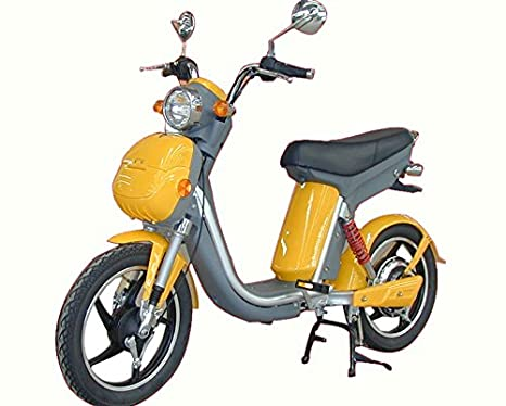 Amazon.com: Super Cute Y Fácil to Ride. Potente motor de ...