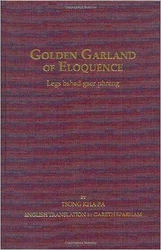 Golden Garland of Eloquence - Vol. 2