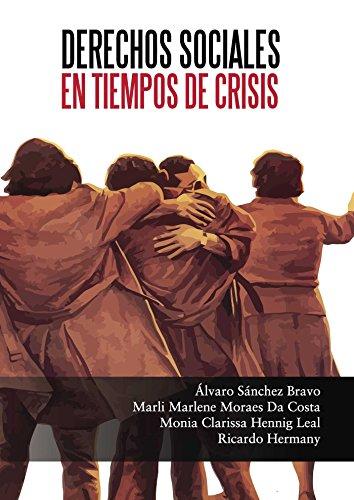 Descargar Libro Derechos Sociales En Tiempos De Crisis Álvaro Sánchez Bravo