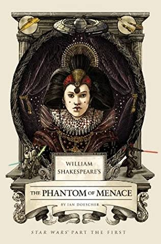 book cover of William Shakespeare\'s the Phantom of Menace