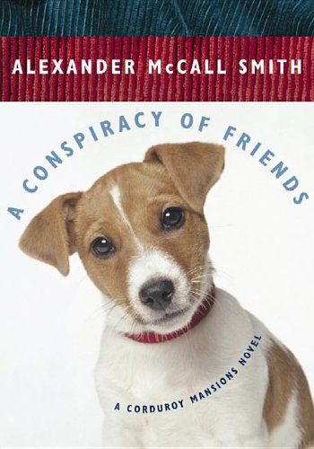 A Conspiracy of Friends (Corduroy Mansions) ebook