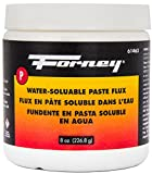 Forney 61463 Water Soluble Flux Paste, 8 oz