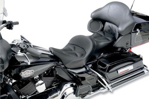 93-16 HARLEY FXDWG: Saddlemen Explorer G-Tec - Explorer Seat Saddlemen Gel