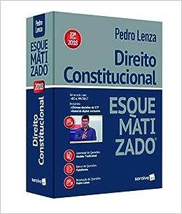 Livro De Pedro Lenza Direito Constitucional Esquematizado Epub