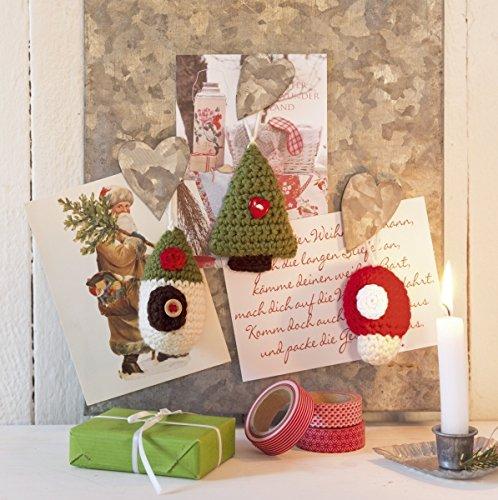 Häkeln Für Weihnachten Liebevoll Einfach Selbstgemacht Amazon