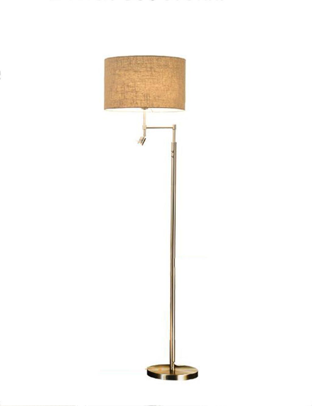 Im europäischen Stil Stehlampe Serie Eisen Einfache Und Moderne Art Und Weise Stehlampe Wohnzimmer Schlafzimmer Reading Stehlampe - Retro-Stehlampe