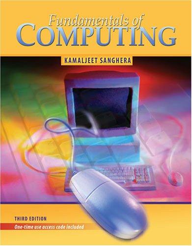 Fundamentals Of Computing