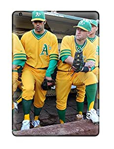 oakland athletics MLB Sports & Colleges best iPad Air cases