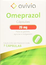 Omeoprazol Antiacidos Antiflatulentos Car, Caja de 18 Piezas