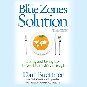 The Blue Zones Solution Audiobook