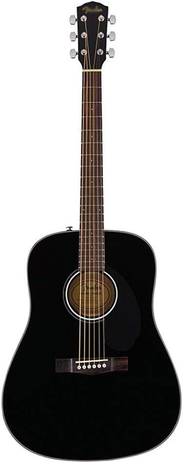 Loivrn Original Soundboard Guitarra acústica Panel de caoba redondeado clásico Panel lateral trasero Guitarra de 41 pulgadas con funda protectora y accesorios for niños/niños/principiantes Guitarr