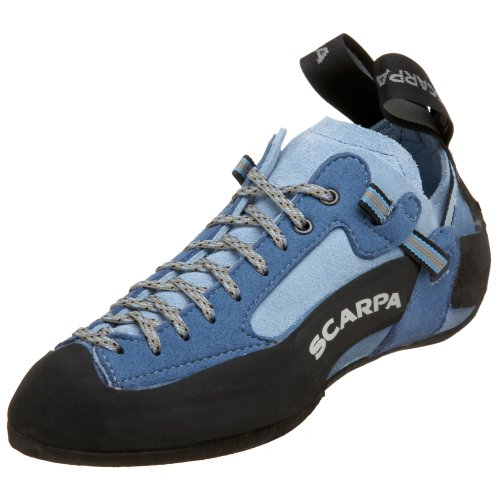 UPC 666898117147, SCARPA Women's Techno Lady Climbing Shoe,Arctic,37.5 EU (US Women's 6 1/2 M)