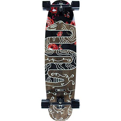 """DB Longboards Mamba Complete Longboard Skateboard - 9.75"""" x"""