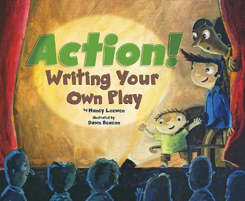 Read Online Action!: Writing Your Own Play (Writer's Toolbox) Text fb2 book