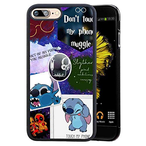 DISNEY COLLECTION Cell Phone Case Compatible for iPhone 8 Plus/7 Plus 5.5