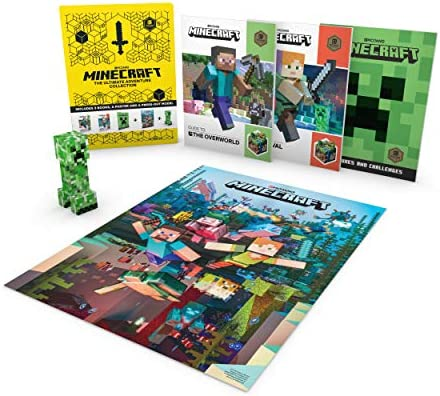 Minecraft: The Ultimate Adventure Collection: Amazon.es: AB ...