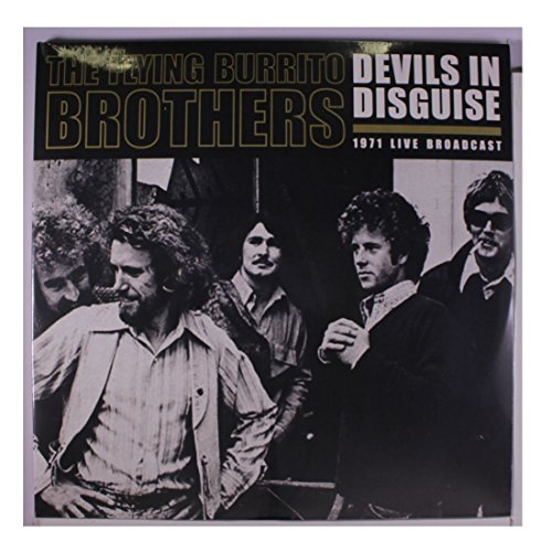 Flying Burrito Brothers Devil in Disguise (Vinyl Double Album) (The Flying Burrito Brothers Devil In Disguise)
