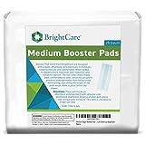 Medium Adult Diaper Booster Pad Liner - Inserts