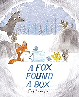 Book Cover: A Fox Found a Box